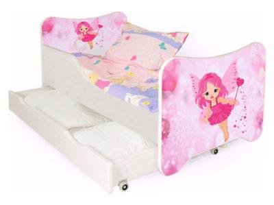 Dětská postel Halmar Happy Fairy