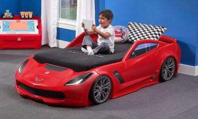 Dětská poste STEP2 Corvette