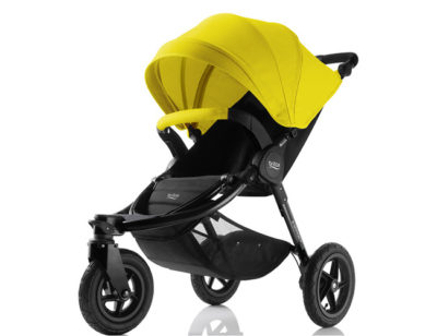 Britax B motion 3 plus kočárek