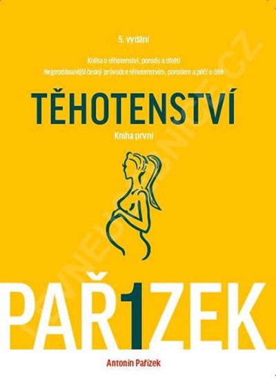 Kniha o těhotenství, porodu a dítěti